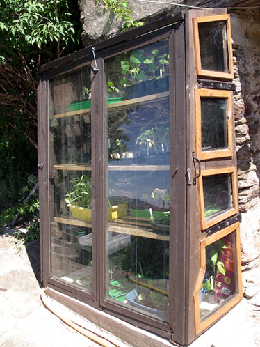 Build Your Own Lean To Greenhouse A Kitchen Garden Notebook